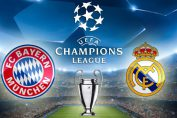 UEFA Champions League Bayern Munich v Real Madrid