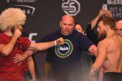 Conor McGregor vs Khabib Nurmagomedov, UFC 229