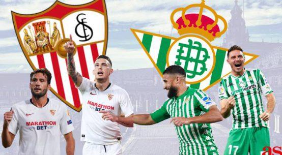 La Liga Sevilia vs Real Betis