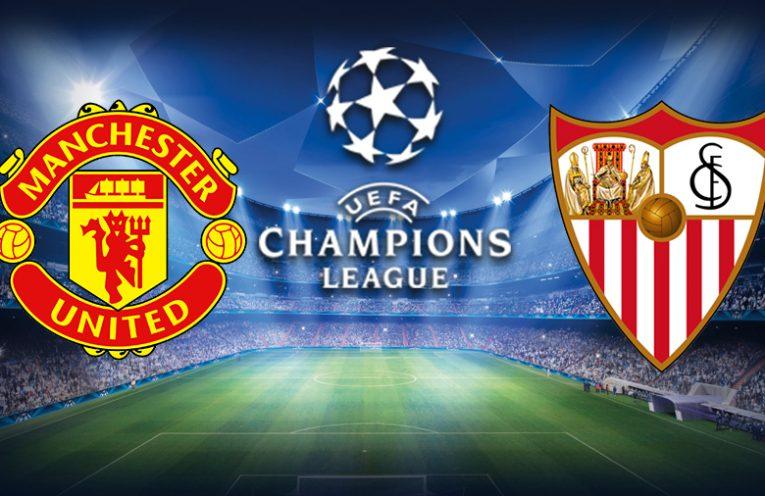 UEFA Manchester United vs Sevilla