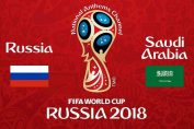 Russia vs Saudi Arabia, FIFA World CUP 2018, Free Live Streaming