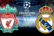 Real Madrid vs Liverpool, UEFA Champions League, Live Stream